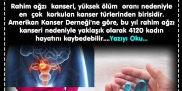 Bu 6 Belirtiye Dikkat Rahim Ağzı Kanseri Olabilirsiniz 3