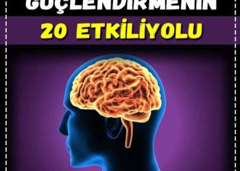 Hafızayı Güçlendirmenin 20 Etkili Yolu 2