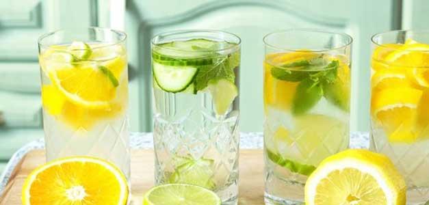 Limonlu Suyun Faydalari Limonlu Su Neye Iyi Gelir