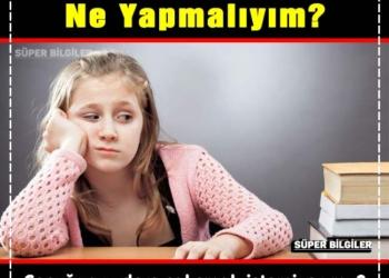 Çocuğum Ders Çalışmak İstemiyor: Ne Yapmalıyım? 2