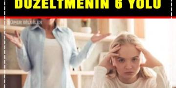 Ergenlik Çağındaki Çocuklarınızın Davranışlarını Düzeltmenin 6 Yolu 3