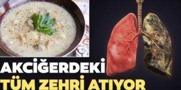Akciğeri temizleyen süper besin! 2