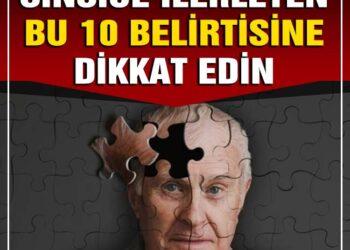 Alzheimer'ın Sinsice İlerleyen Bu 10 Belirtisine Dikkat Edin 2