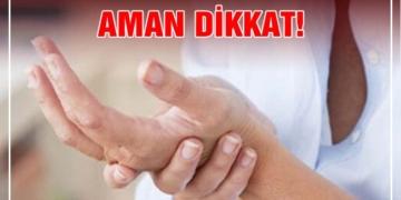 Parmaklarınız ya da elleriniz karıncalanıp uyuşuyor mu? 2