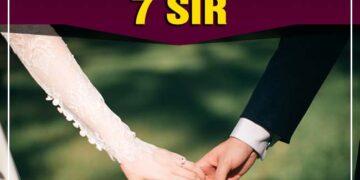 Uzun ömürlü bir evlilik için 7 sır 2
