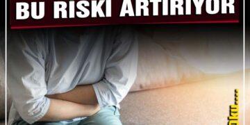 Kilo kadınlarda bağırsak kanseri riskini artırıyor 2
