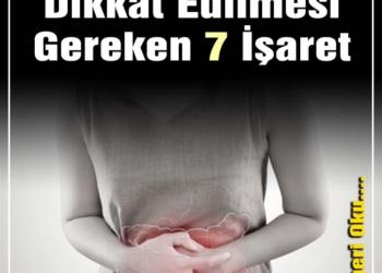 Bağırsak Kanseri: Dikkat Edilmesi Gereken 7 İşaret 2