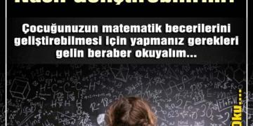 Çocuğumun Matematik Bilgisini Nasıl Geliştirebilirim? 2