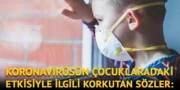 Koronavirüsün çocuklara etkisiyle ilgili Mehmet Ceyhan'dan flaş açıklama: Tip-1 diyabete yol açabilir