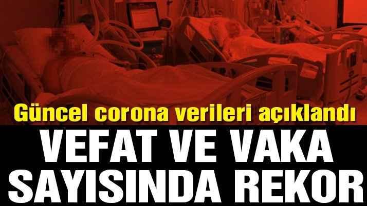 28 Kasım Güncel corona virüsü verileri açıklandı! 2