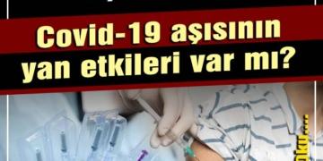 Sağlık Bakanlığı'ndan flaş corona virüs aşısı açıklaması! Covid-19 aşısının yan etkileri var mı? 3