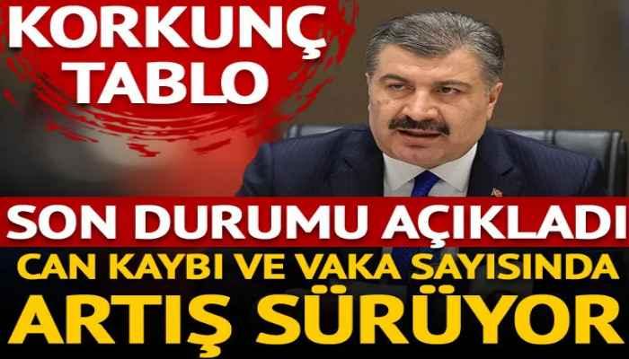 2 Aralık 2020 Türkiye'nin güncel koronavirüs verileri açıklandı. 1