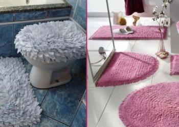 dekoratif banyo havlu ve paspas modelleri sndsustg.jpg