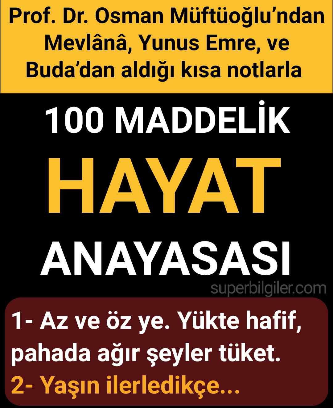 osman muftuoglu hayat anayasasi