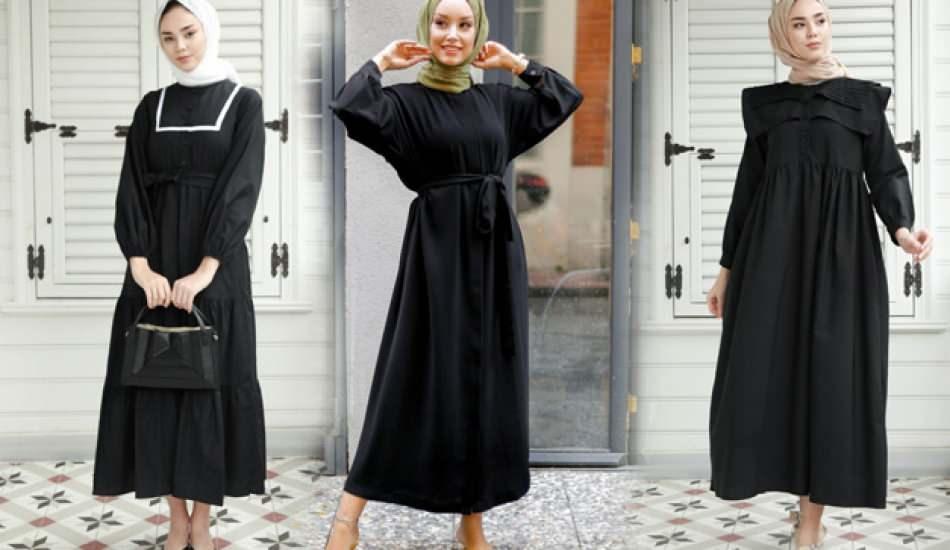 siyah elbise hangi renk sal ile uyumlu olur siyah elbiseye yakisacak sal modelleri wvmrcfhe.jpg