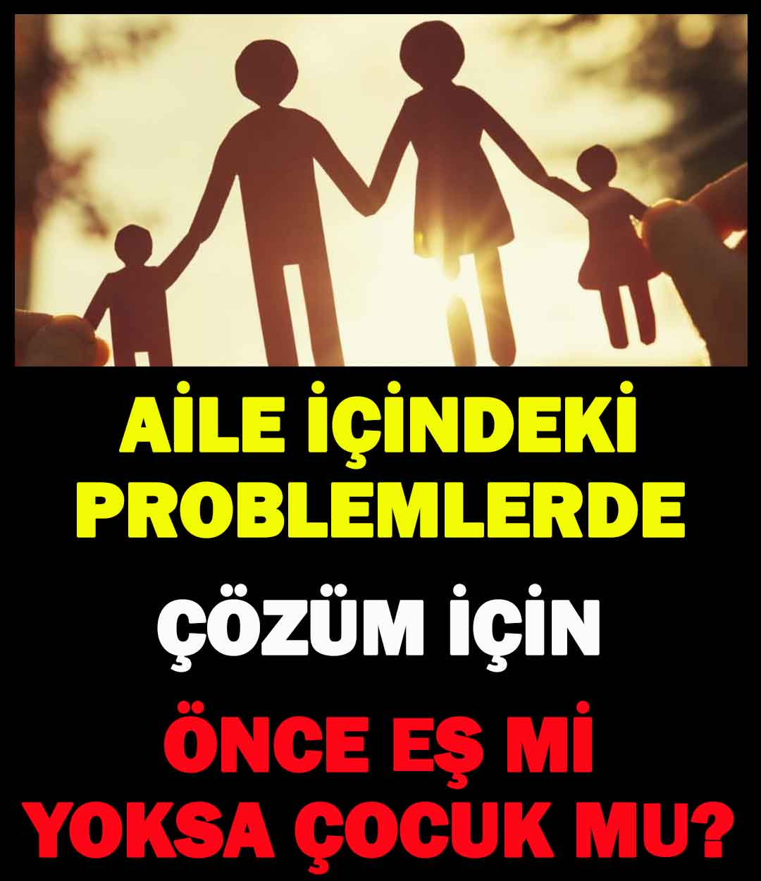 aileiçindekiproblemler