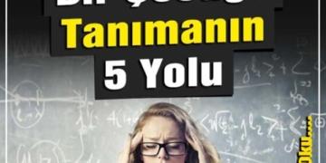 Üstün zekalı bir Çocuğu tanımanın 5 yolu